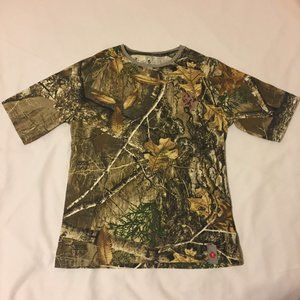 BROWNING Buckmark Camouflage T-Shirt Regular Fit/M